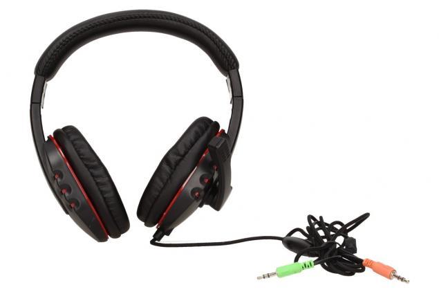 Foto 2 - Kabelová herní sluchátka s mikrofonem
