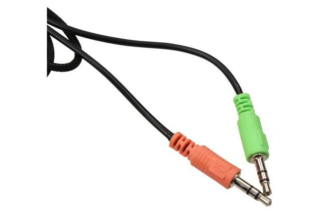 Foto 5 - Kabelová herní sluchátka s mikrofonem