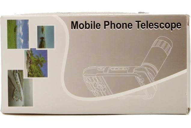 Foto 8 - Mobilní teleskop 8x zoom