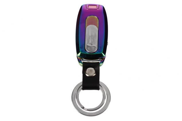 Foto 7 - Klíčenkový plazmový zapalovač na USB s klíčenkou