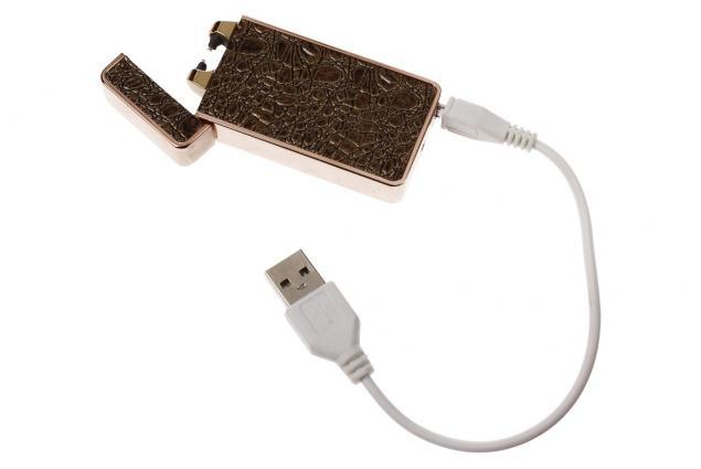 Foto 10 - Plazmový USB zapalovač classic