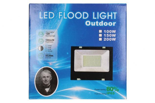Foto 8 - LED super výkonný reflektor 100W Outdoor