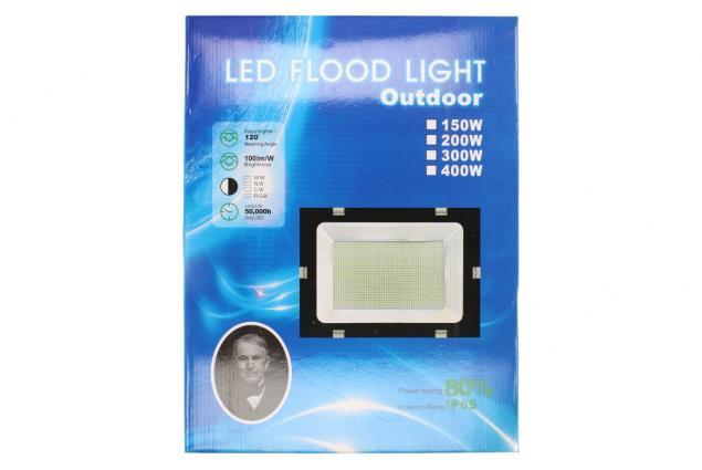 Foto 8 - LED super výkonný reflektor 200W Outdoor