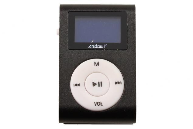 Foto 2 - MP3 přehrávač mini s displejem Andowl Q-A208