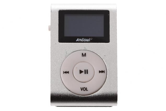 Foto 5 - MP3 přehrávač mini s displejem Andowl Q-A208