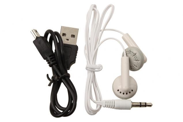 Foto 8 - MP3 přehrávač mini s displejem Andowl Q-A208