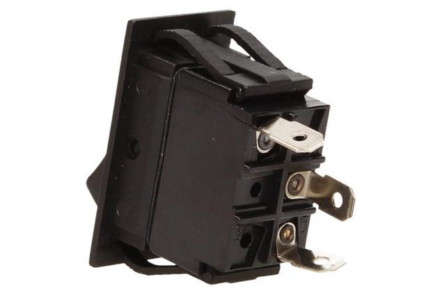 Foto 4 - Kolébkový přepínač s kontrolkou