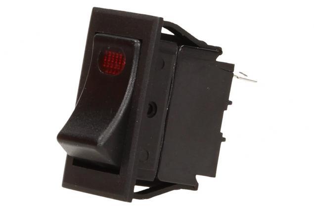 Foto 6 - Kolébkový přepínač s kontrolkou