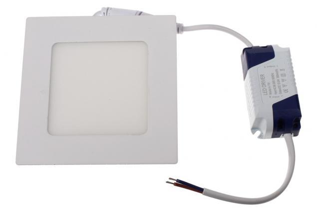 Foto 2 - LED stropní panel zápustný 4W čtverec