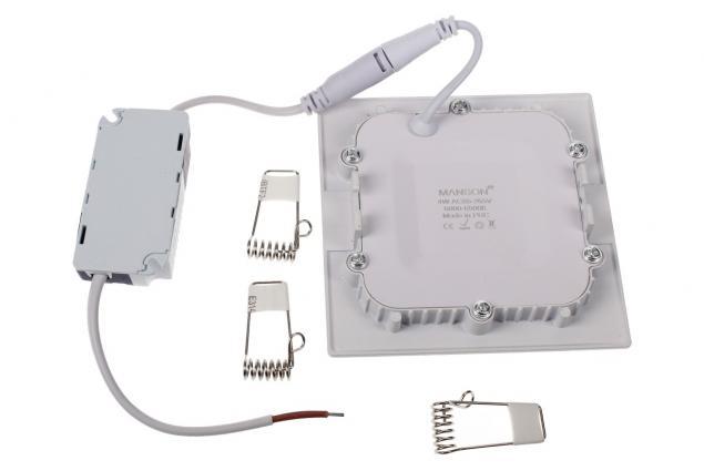 Foto 3 - LED stropní panel zápustný 4W čtverec