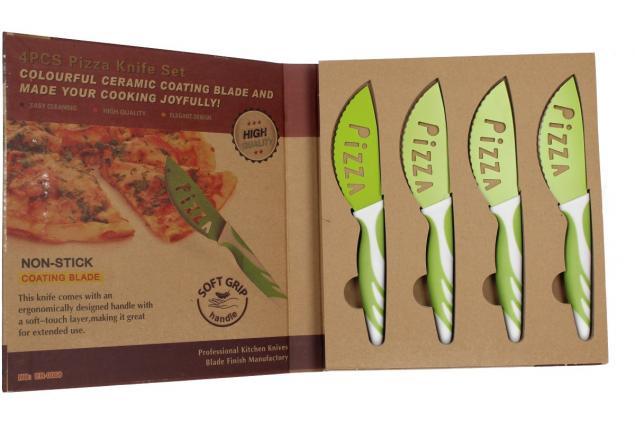 Foto 3 - Sada pizza nožů Everrich