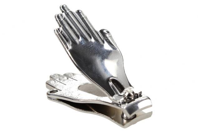 Foto 3 - Kleštičky na nehty ruka 5cm s pilníkem