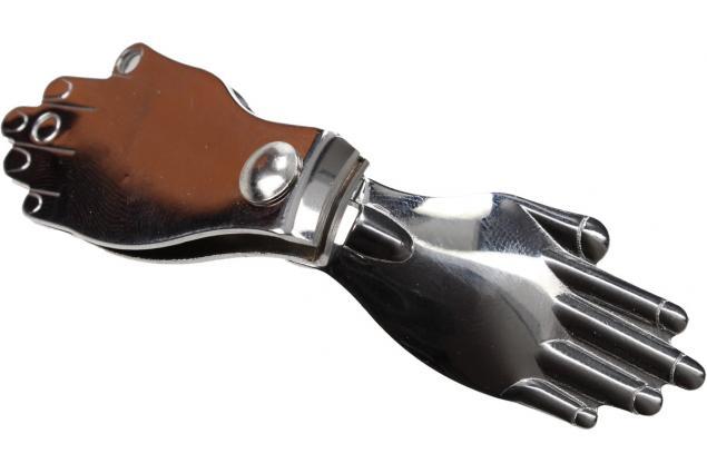 Foto 6 - Kleštičky na nehty ruka 5cm s pilníkem