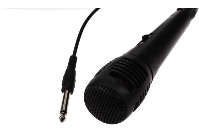 Foto 9 - Bezdrátový párty reproduktor s mikrofonem a kolečky 2000W