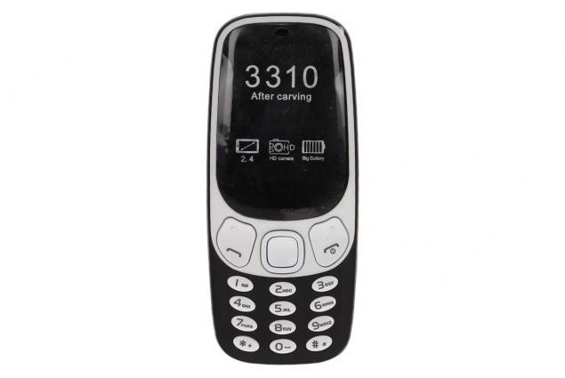 Foto 2 - Mobilní telefon 3310 dual SIM