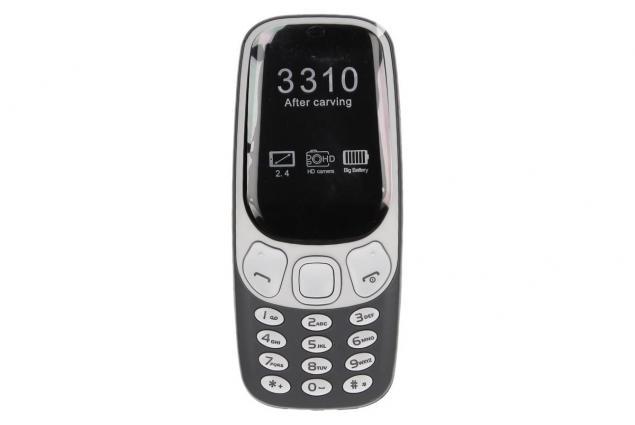 Foto 4 - Mobilní telefon 3310 dual SIM