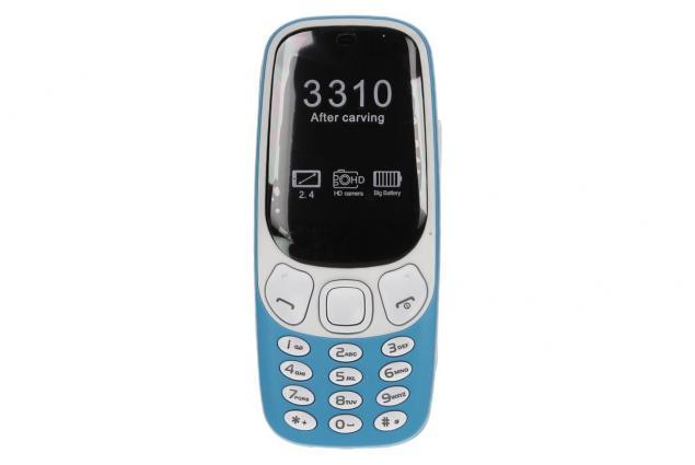 Foto 6 - Mobilní telefon 3310 dual SIM