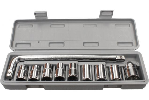 Foto 2 - Sada nástrčných klíčů 10 ks CTW