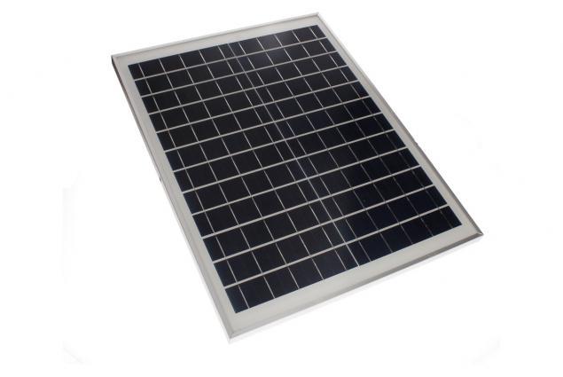 Foto 5 - LED soukromá lampa na solární pohon s konstrukcí 60W