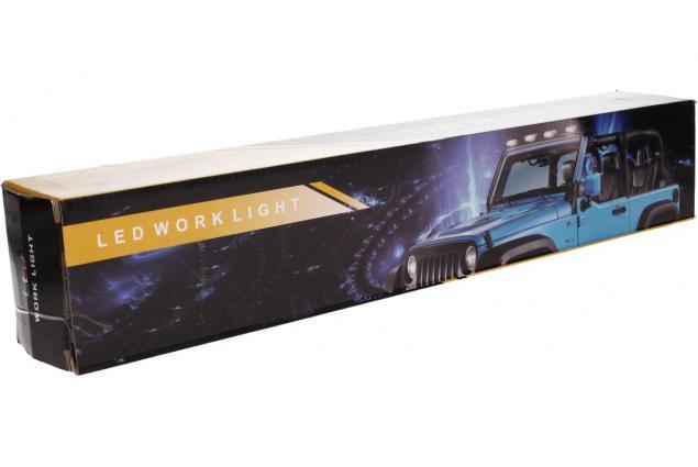 Foto 8 - LED rampa na 12V- 8 LED panelů