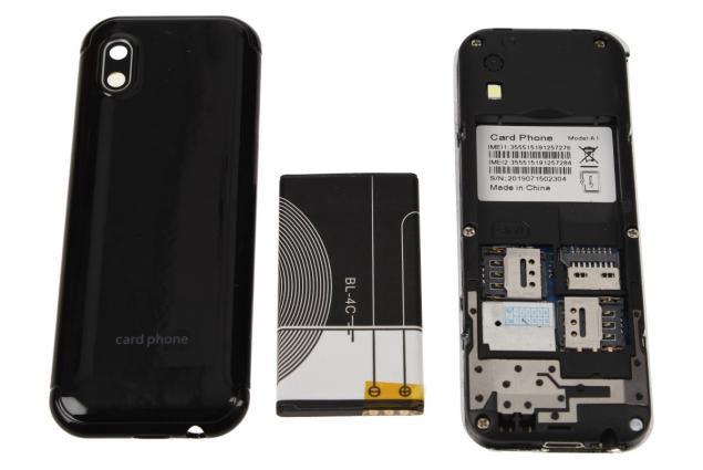 Foto 6 - Mobilní telefon A1 mini dual SIM