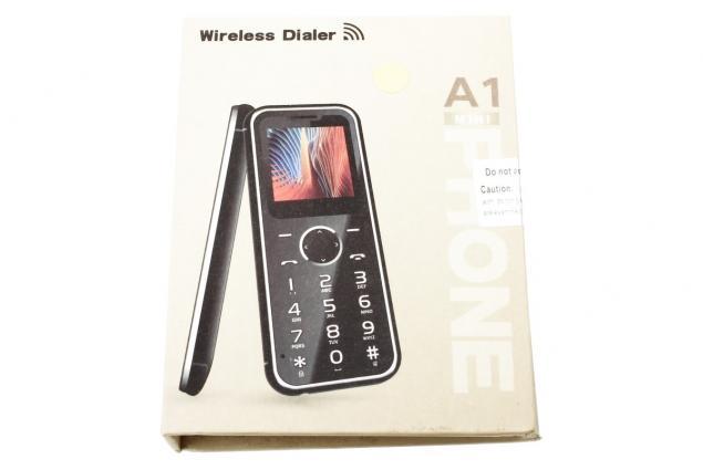 Foto 11 - Mobilní telefon A1 mini dual SIM