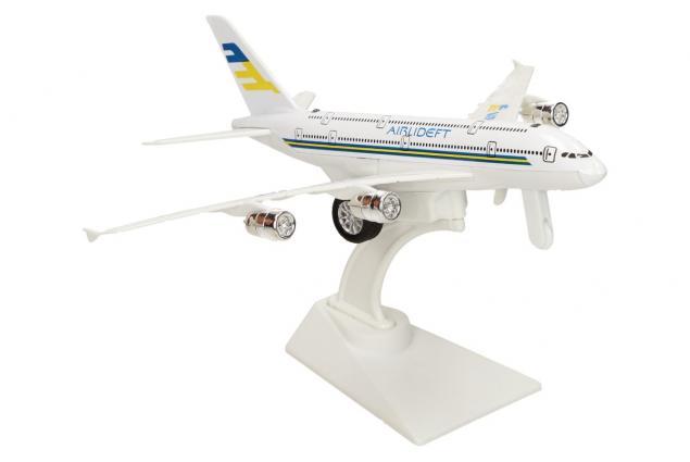 Foto 3 - Model letadla Airbus A380 1:300