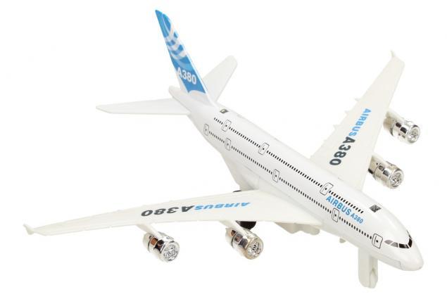 Foto 5 - Model letadla Airbus A380 1:300