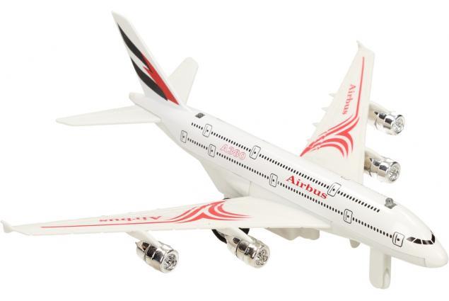 Foto 6 - Model letadla Airbus A380 1:300