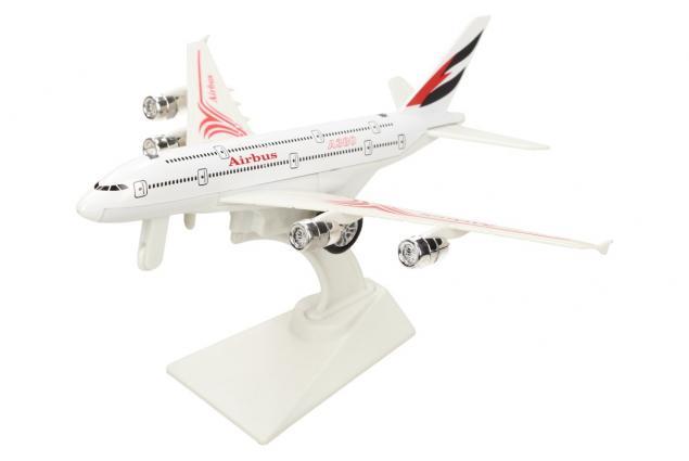 Foto 8 - Model letadla Airbus A380 1:300