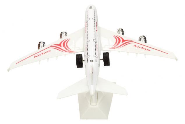 Foto 10 - Model letadla Airbus A380 1:300