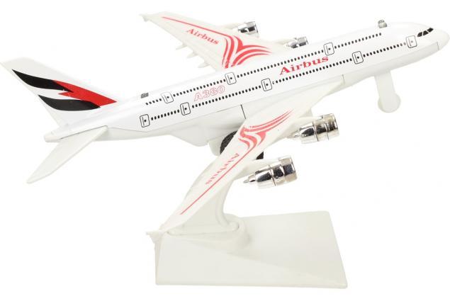 Foto 7 - Model letadla Airbus A380 1:300