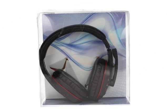 Foto 6 - Kabelová herní sluchátka s mikrofonem