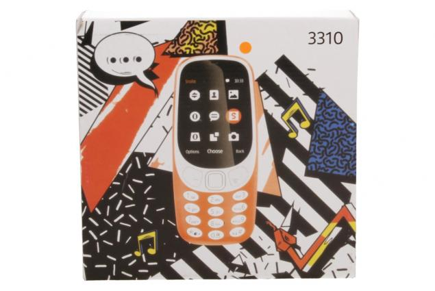 Foto 11 - Mobilní telefon 3310 dual SIM