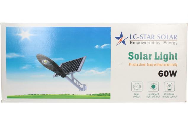 Foto 14 - LED soukromá lampa na solární pohon s konstrukcí 60W