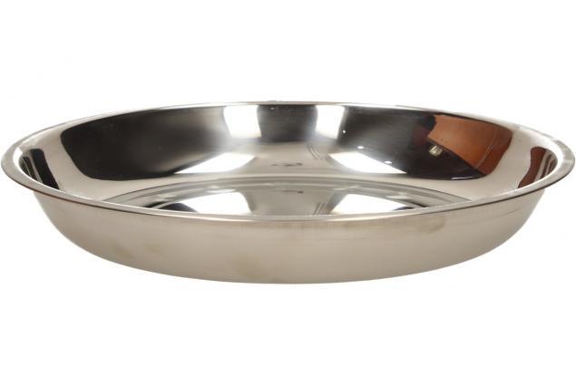 Foto 2 - Nerezový talíř hluboký 22 cm