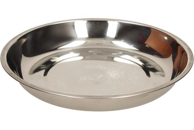 Foto 3 - Nerezový talíř hluboký 22 cm