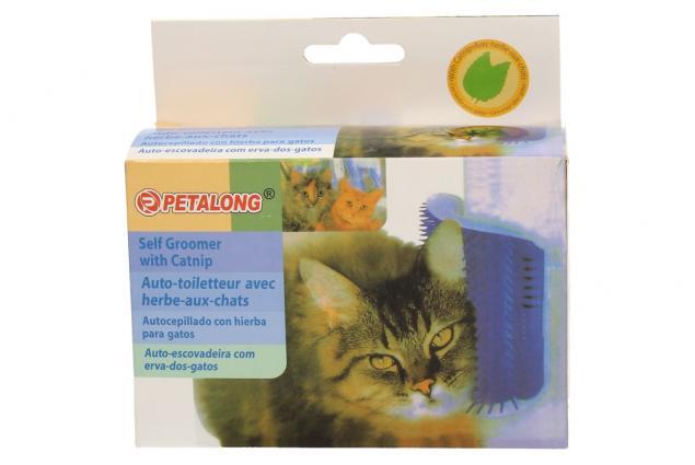 Foto 9 - Masážní rohový kartáč pro kočky
