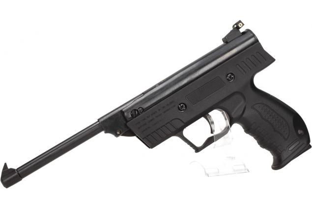 Foto 4 - Vzduchová pistole jednoruční černá