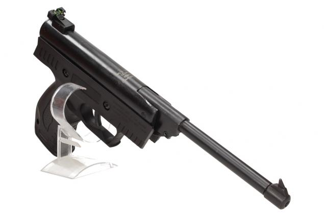 Foto 7 - Vzduchová pistole jednoruční černá
