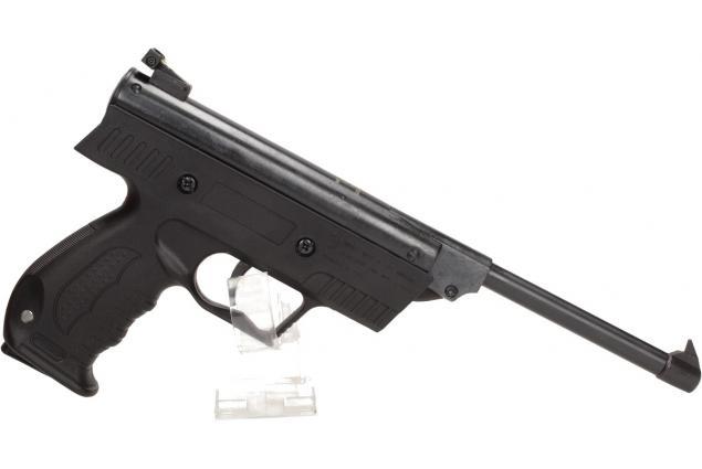 Foto 8 - Vzduchová pistole jednoruční černá