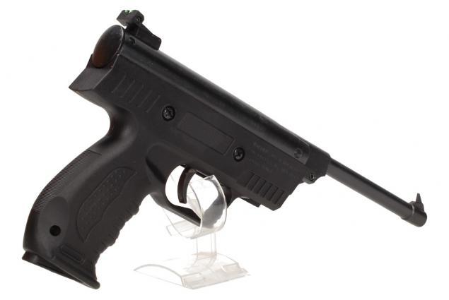 Foto 9 - Vzduchová pistole jednoruční černá