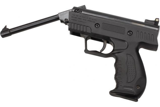 Foto 10 - Vzduchová pistole jednoruční černá