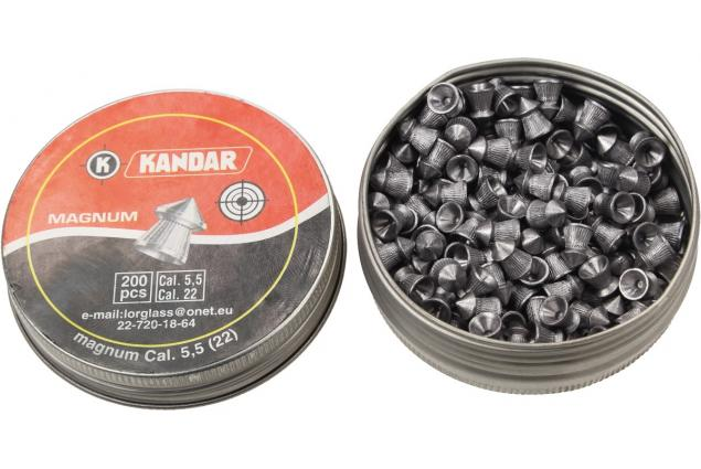 Foto 4 - Kandar diabolky 5,5mm 200 kusů