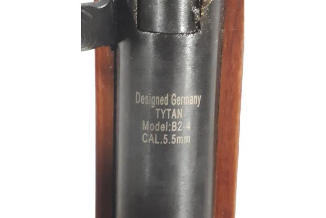 Foto 17 - Vzduchová puška Tytan Model B2-4 (ráže 5,5mm)