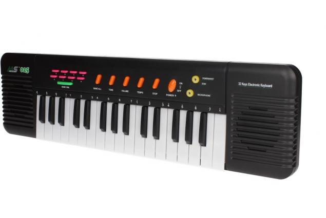 Foto 8 - Přenosné klávesy MS-025 s mikrofonem