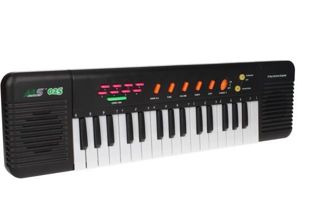 Foto 9 - Přenosné klávesy MS-025 s mikrofonem