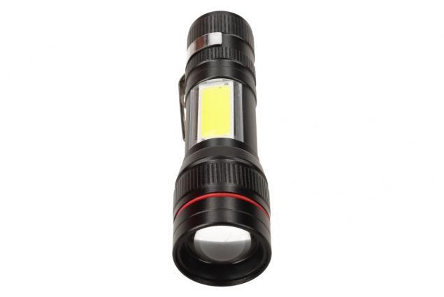Foto 6 - Superjasná LED kapesní svítilna s klipem