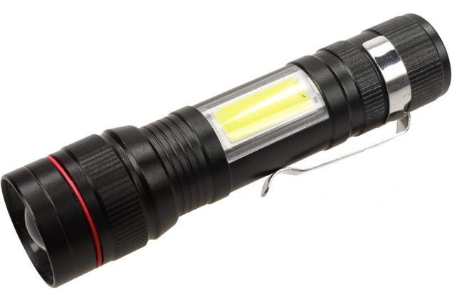 Foto 4 - Superjasná LED kapesní svítilna s klipem