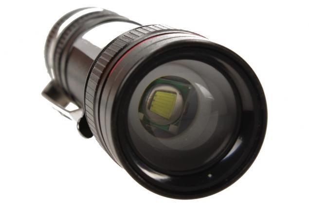 Foto 8 - Superjasná LED kapesní svítilna s klipem